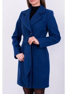 Пальто демисезонное Аврора Синий