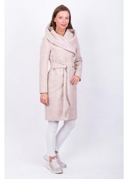 Пальто демисезонное Бетти Беж