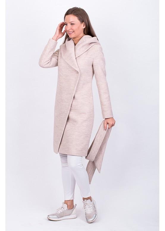 Пальто демисезонное Бетти Беж заказать в Москве