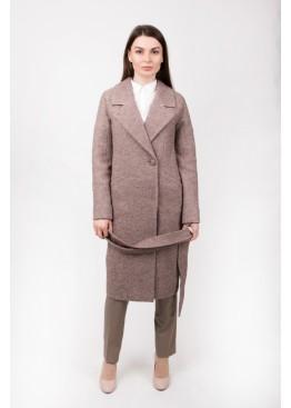 Пальто демисезонное Женева Капучино
