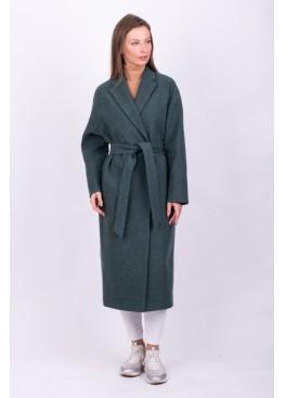 Пальто демисезонное Прованс Зеленое