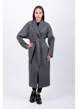 Пальто демисезонное Прованс серое
