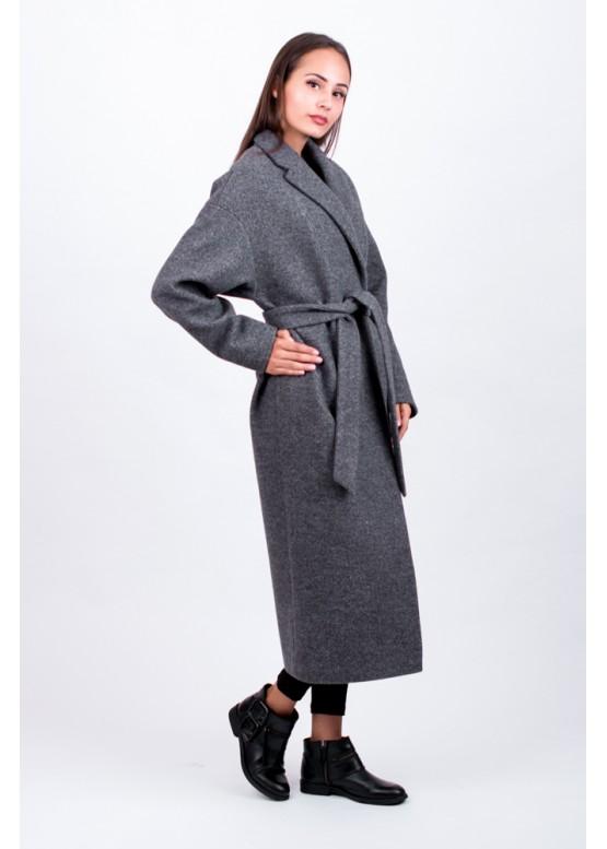 Пальто демисезонное Прованс серое заказать в Москве