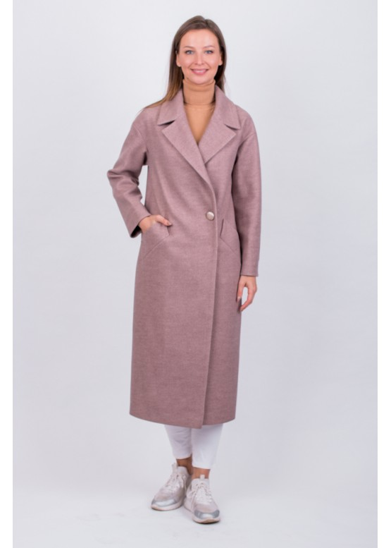 Пальто демисезонное Велла Беж заказать в Москве
