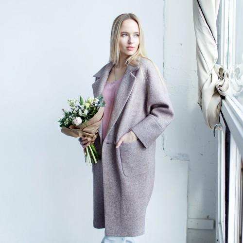 Пальто кокон, как выбрать и с чем носить