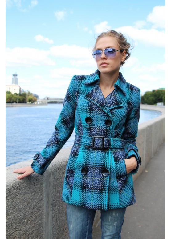 Пальто демисезонное Кэжл