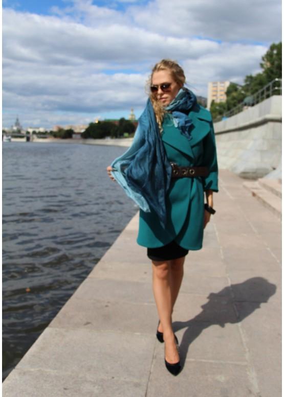 Пальто демисезонное Гранада Blue