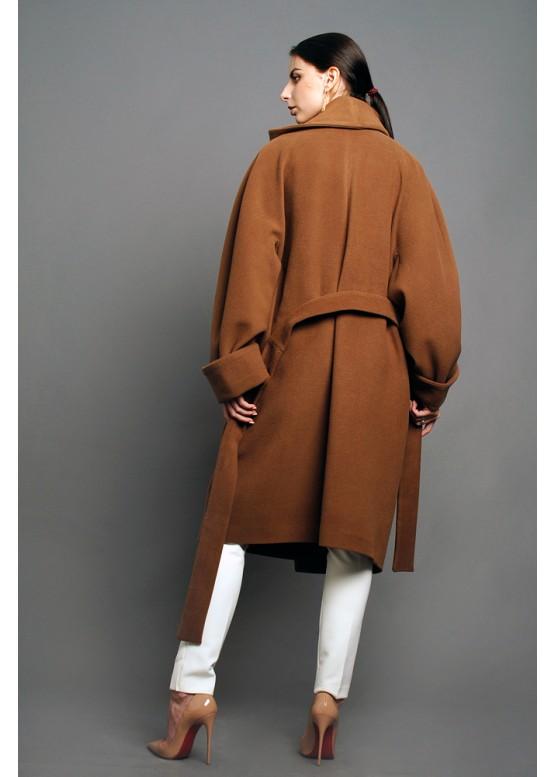 Пальто демисезонное Карим dark blue