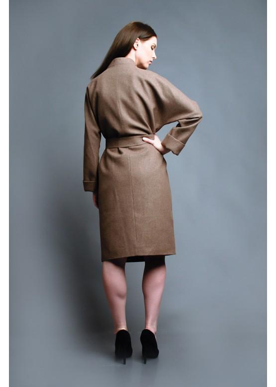 Пальто демисезонное Алессандра беж