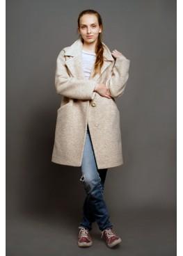 Пальто демисезонное Каиса Беж
