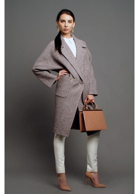 Пальто демисезонное Кэрри Беж