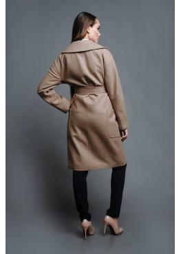 Пальто демисезонное Бриджит беж