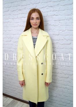 Пальто демисезонное Бриджит букле