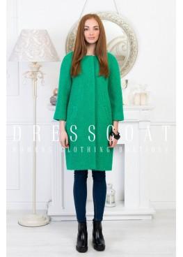 Пальто демисезонное Джаннет green