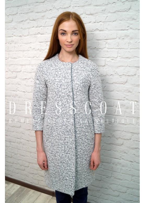 Пальто демисезонное Джаннет grey