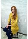 Пальто демисезонное Джаннет lemon