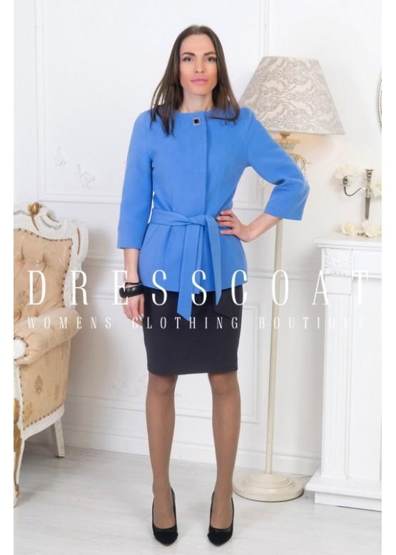Пальто демисезонное Флавия blue
