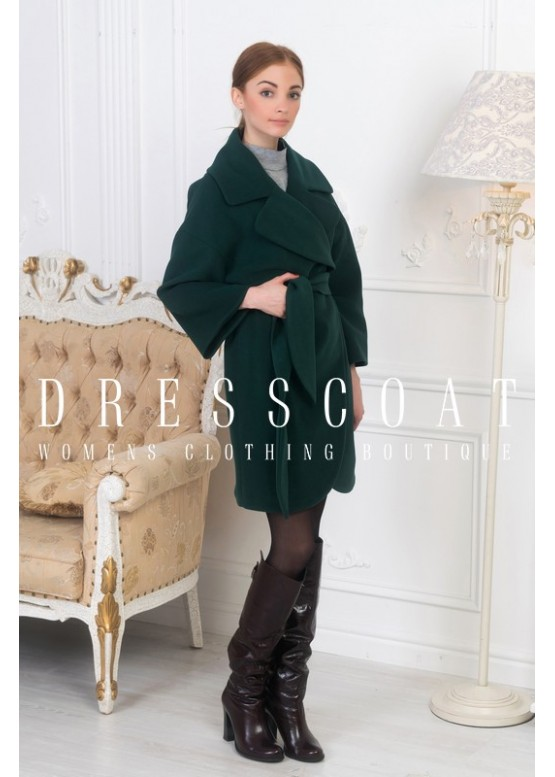 Пальто демисезонное Гранада new green