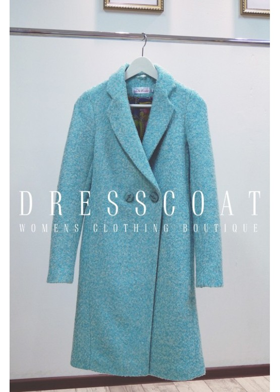 Пальто демисезонное Камелия blue