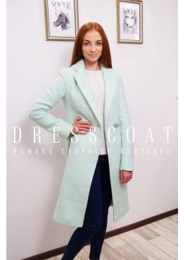 Пальто демисезонное Камелия mint