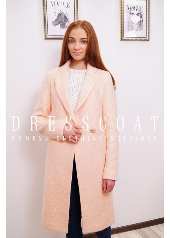 Пальто демисезонное Камелия pink