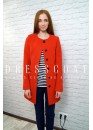 Пальто демисезонное Натали red