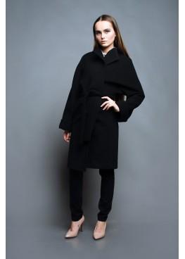 Пальто демисезонное София Black