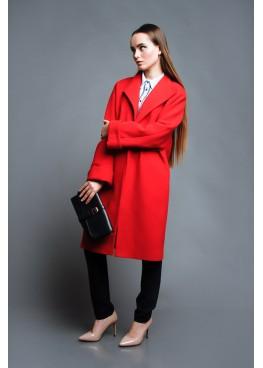 Пальто демисезонное София Red
