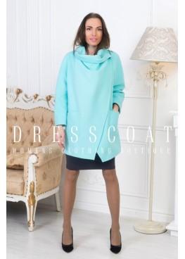 Пальто демисезонное Стефани blue