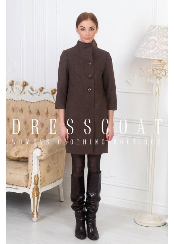 Пальто демисезонное Тери broun