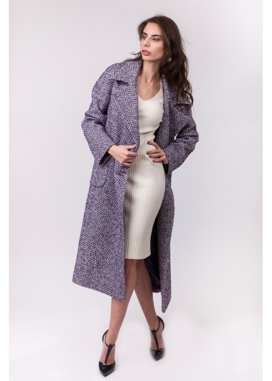 Пальто демисезонное Агнес