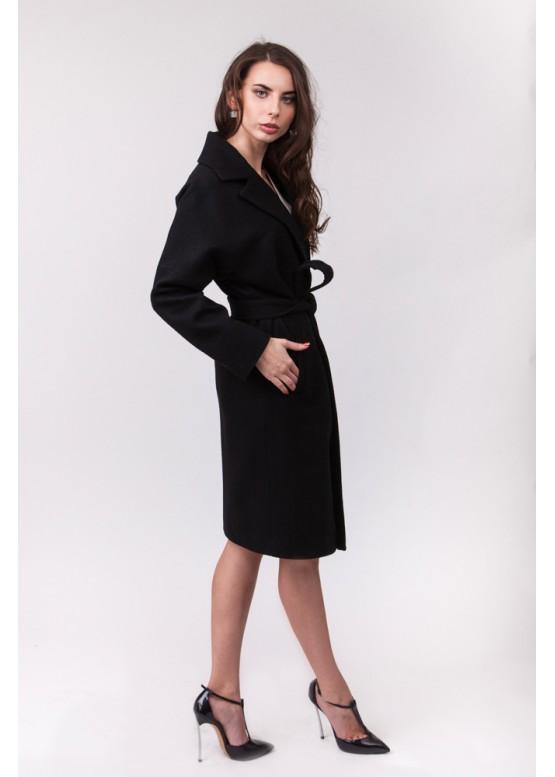 Пальто демисезонное Бонни Черное