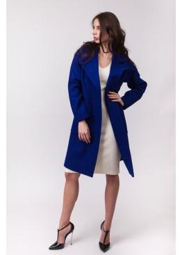 Пальто демисезонное Бриджит New Синий