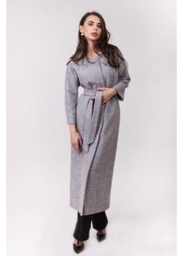 Пальто демисезонное Джорджия Серый