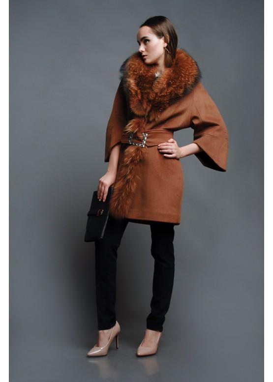 Пальто зимнее Аннэт Беж