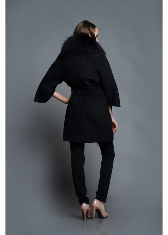 Пальто зимнее Аннэт Ночь