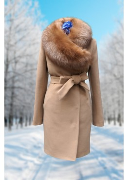 Пальто зимнее Фокси