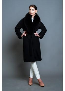 Пальто зимнее Классик ночь New