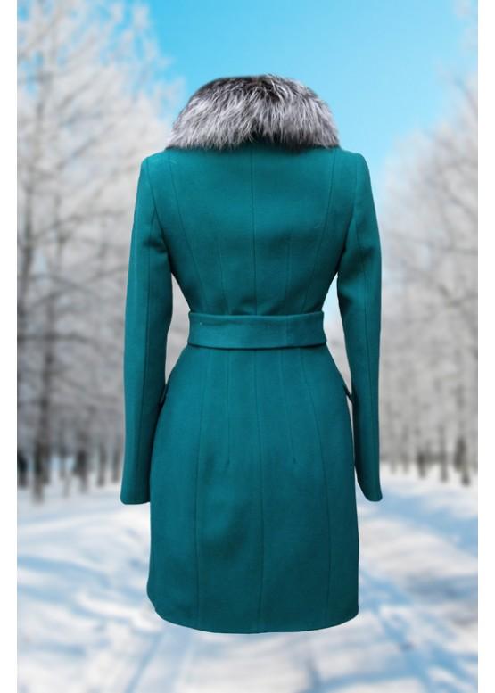 Пальто зимнее Монлин Беж