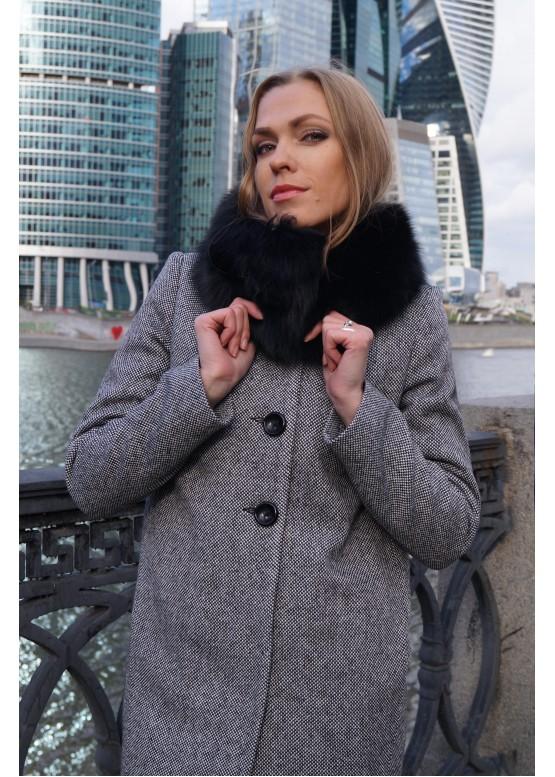 Пальто зимнее Терри