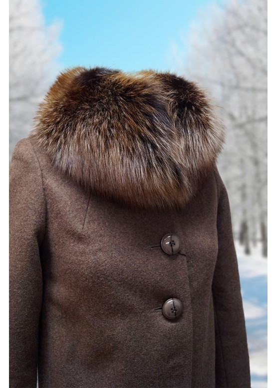 Пальто зимнее Терри Браун